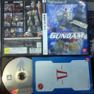 MOBILE SUIT GUNDAM NTSC JAPAN IMPORT COMPLETO PS2 PLAYSTATION 2 ENVIO AGENCIA24H