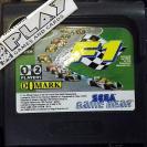F1 SEGA GAME GEAR GAMEGEAR CARTUCHO PAL ENVIO CORREO CERTIFICADO / AGENCIA 24H