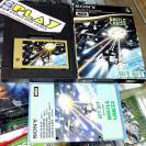 BATTLE CROSS MSX 1984 HBS-G005C COMPLETO MATAMARCIANOS HIT BIT ENTREGA AGENCIA