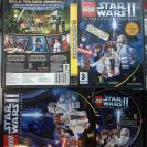 LEGO STAR WARS II 2 LA TRILOGIA ORIGINAL PC PAL ESPAÑA MUY BUEN ESTADO ENVIO 24