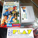 WORLD HEROES SUPER NINTENDO FAMICOM SNES BUEN ESTADO SUNSOFT SNK