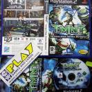 TMNT TORTUGAS NINJA JOVENES MUTANTES PAL ESPAÑA COMPLETO PS2 PLAYSTATION 2