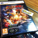 STREET FIGHTER CROSS X TEKKEN PC PAL ESPAÑA NUEVO PRECINTADO NEW FACTORY SEALED