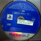 OPS2M DEMO 38 REVISTA OFICIAL PS2 PAL SOLO DISCO CD SONY PLAYSTATION 2 ENVIO 24H
