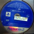 OPS2M DEMO 38 REVISTA OFICIAL PS2 PAL SOLO DISCO CD SONY PLAYSTATION 2 ENVIO 24H