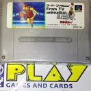 Slam Dunk From TV animation NTSC JAPAN IMPORT SNES SUPER FAMICOM NES NINTENDO