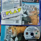 PACIFIC WARRIORS II DOGFIGHT PAL ESPAÑA PS2 PLAYSTATION 2 ENVIO CERTIFICADO/ 24H