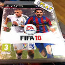FIFA 10 PS3 PLAYSTATION 3 PAL ESPAÑA COMPLETO ENTREGA 24 HORAS