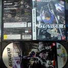 MOBILE SUIT GUNDAM MEGURIAI MEGURI AI UCHUU SORA JAPAN IMPORT PS2 PLAYSTATION 2