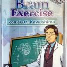 BRAIN EXERCISE TRAINING CON EL DR KAWASHIMA PC PAL ESPAÑA COMO NUEVO ENVIO 24H