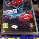 DISNEY PIXAR CARS 2 PSP PAL ESPAÑA NUEVO PRECINTADO NEW ENTREGA 24 HORAS