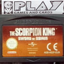THE SCORPION KING SWORD OF OSIRIS PAL GAME BOY ADVANCE GBA CORREO CERTIFICADO