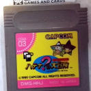 Capcom Quiz Hatena no Daibouken JAPAN IMPORT GAME BOY GAMEBOY CLASSIC GB DMG-HHJ
