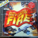 RETURN FIRE PAL ESPAÑA NUEVO PRECINTADO NEW PSX PLAYSTATION PS1 PSONE ENVIO24H