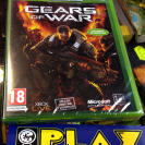 GEARS OF WAR BEST SELLERS XBOX 360 PAL ESPAÑA NUEVO PRECINTADO NEW SEALED