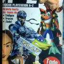 GUIA TODO TRUCOS PLAYSTATION A-Z EN ESPAÑOL BUEN ESTADO PSX PS1 PSONE MAGAZINE