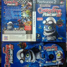 CRAZY FROG RACER 2 II THE ANNOYING THING PAL ESPAÑA PS2 PLAYSTATION 2 ENVIO 24H