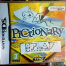 PICTIONARY PAL ESPAÑA NUEVO PRECINTADO BRAND NEW SEALED NINTENDO DS