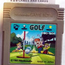 GOLF CARTUCHO JAPAN IMPORT NINTENDO GAME BOY GAMEBOY GB CLASSIC