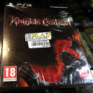 KNIGHTS CONTRACT PS3 PLAYSTATION 3 NAMCO BANDAI NUEVO PRECINTADO PAL ESPAÑA NEW
