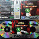 COMMAND & CONQUER RED ALERT PAL ESPAÑA COMPLETO SONY PSX PLAYSTATION PSONE PS1