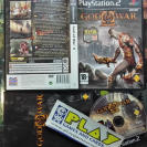GOD OF WAR II 2 PAL FRANCIA COMPLETO PS2 PLAYSTATION 2 ENVIO CERTIFICADO / 24H