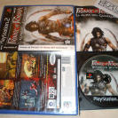 PRINCE OF PERSIA POP EL ALMA DEL GUERRERO PS2 PLAYSTATION 2 COMPLETO PAL ESPAÑA