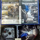 TRANSFORMERS THE GAME PAL ESPAÑA PS2 PLAYSTATION 2 ENVIO CERTIFICADO / 24H