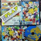 DBZ DRAGON BALL Z SPARKING NEO NTSC JAPAN IMPORT COMPLETO PS2 PLAYSTATION 2
