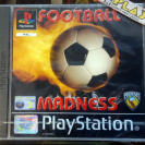 FOOTBALL MADNESS PAL ESPAÑA NUEVO SELLADO NEW PSX PLAYSTATION PS1 PSONE ENVIO24H