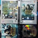 EL SEÑOR DE LOS ANILLOS LAS DOS TORRES PAL ESPAÑA COMPLETO PS2 PLAYSTATION 2