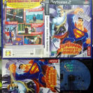 SUPERMAN SOMBRA DE APOKOLIPS PAL ESPAÑA COMPLETO PS2 PLAYSTATION 2 ENVIO 24H
