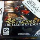 THE LEGEND OF KAGE 2  DS PAL ESPAÑA NUEVO PRECINTADO ENTREGA AGENCIA NEW SQUARE