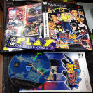 THE BATTLE OF Yu Yu Hakusho Ankoku Bujyutsukai 120% PS2 PLAYSTATION 2 JAP BANDAI