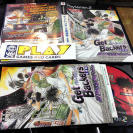 GET BACKERS GETBACKERS PS2 PLAYSTATION 2 JAP COMPLETO COMO NUEVO MINT KONAMI