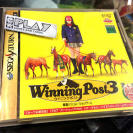 WINNING POST 3 SEGA SATURN JAP IMPORT ENTREGA AGENCIA 24H O CORREOS