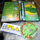 SEGA WORLDWIDE SOCCER 98 CLUB EDITION SEGA SATURN PAL ESPAÑA SIN MANUAL SPORTS