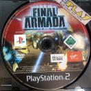 FINAL ARMADA PAL SOLO DISCO PS2 PLAYSTATION 2 ENVIO CERTIFICADO / AGENCIA  24H