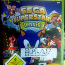 SEGA SUPERSTARS TENNIS PAL ESPAÑA NEW PRECINTADO XBOX 360 SUPER STARS SONIC