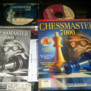 CHESSMASTER 7000 PC VERSION ESPAÑOLA BOX COMPLETO EN BUEN ESTADO ENVIO 24 HORAS