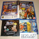 NARUTO ULTIMATE NINJA 2 PS2 PLAYSTATION 2 PAL ESPAÑA COMPLETO