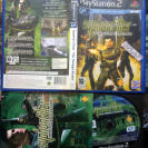 SYPHON FILTER THE OMEGA STRAIN PAL ESPAÑA PS2 PLAYSTATION 2 ENVIO CERTIFICADO