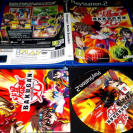 BAKUGAN BATTLE BRAWLERS PAL ESPAÑA COMO NUEVO COMPLETO PS2 PLAYSTATION 2