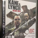 Kane & Lynch Dead Men PAL ESP PS3 Nuevo
