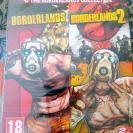 Borderlands collection . Borderlands & Borderlands 2 PAL UK Precintado