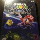 Guia oficial Super Mario Galaxy precintada