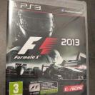 F1 2013 PAL ESP PS3 Nuevo