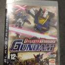 Dynasty Warriors Gundam PAL ESP PS3 Nuevo