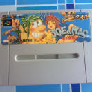 JUEGO JOE AND MAC CAVEMAN NINJA 1 SUPER FAMICOM JAPONESA SUPERNES