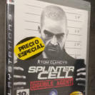 Splinter Cell Double agent PAL ESP PS3 Nuevo